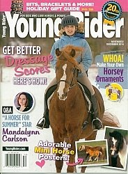 Young Rider Nov  Dec 2014
