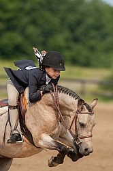 Childrens Hunter Over Fences