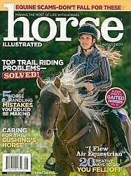 Horse Illustrated August 2015