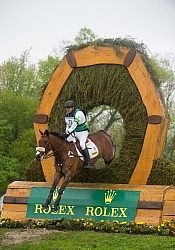 William Levett and Improvise Rolex 2015