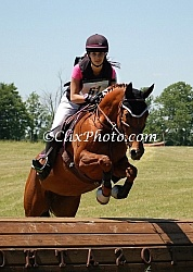Chelsea Clouter and Saronyx
