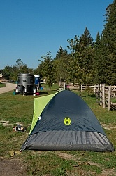 Camping at Horse Country Campground