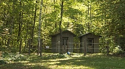 The Cabins at River Run with Corral for Overnight