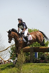 Oliver Townend and Rovatio Rolex 2011