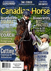 The Canadian Horse Journal Spring 2020