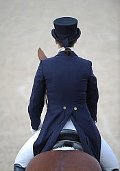 Dressage Close Up