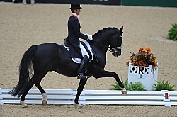 Alltech WEG Dressage, Edward Gal NED  & Moorlands Totilas Edward Gal and Totilas