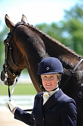 Allison Springer and Arthur Rolex 2012