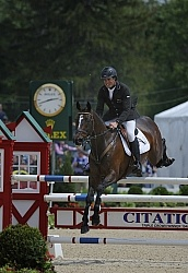 Jonathan Paget and Clifton Promise Rolex 2012