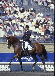 Guenter Seidel and Foltaire Sydney Olympics
