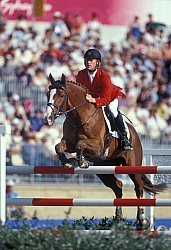 Marcus Ehning Riding For Pleasure in the 2000 Sydney Olympics