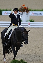 Christoph Koschel and Donnperignon WEG 2010