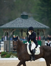 Allison Springer and Arhtur Rolex 2014