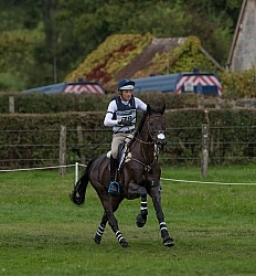 Boyd Martin and Shamwari 4 Eventing Cross Country WEG 2014 Norma