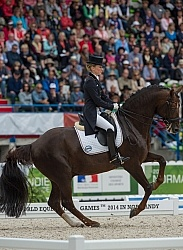 Helen Langehanenberg and Damon Hill NRW Grand Prix Special WEG 2