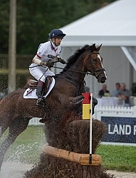 Harry Meade and Wild Lone WEG 2014 Normandy, France