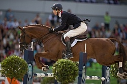 William Fox-Pitt and Chilli Morning WEG 2014 Normandy, France