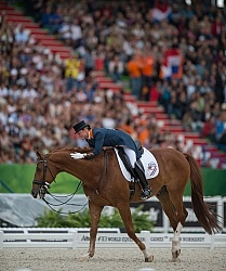Adelinde Cornelissen and Jerich Parzival N.O.P. Grand Prix Frees