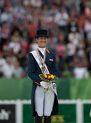 Grand Prix Freestyel Awards WEG 2014 Normandy, France