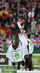 Grand Prix Special S Awards WEG 2014 Normandy