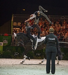 Canadian Squad Team WEG 2014 Normandy