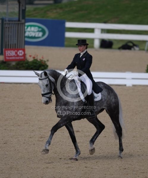 Tiana Coudray and Ringwood Magister Rolex 2011 Tiana Coudray and Ringwood Magister Dr Rolex 20111