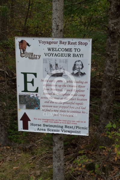 Voyageur Bay Horse Country Campground