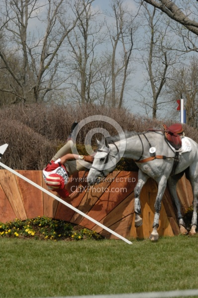 Eventing fall