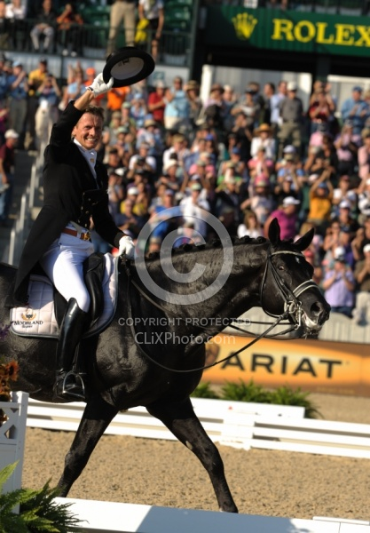 Edward Gal and Totilas WEG 2010