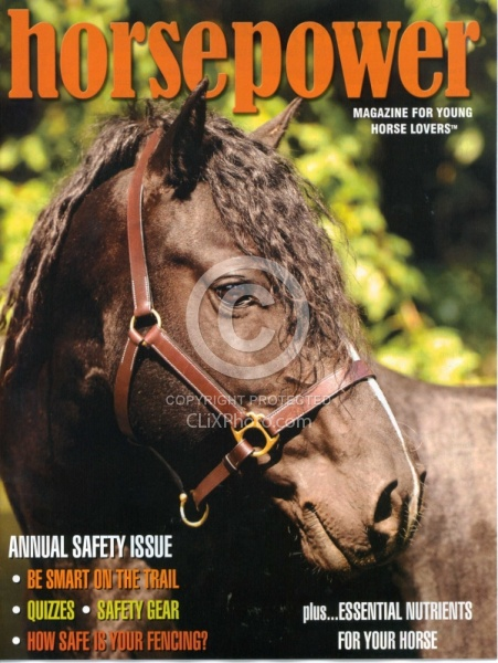 Horse Power Sept Oct 2012 Cover