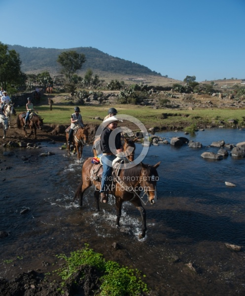 Water Crossings in Mexico